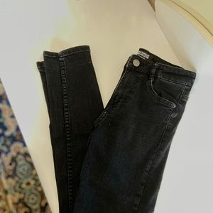 Zara Jeans - Zara Black Skinny Jean